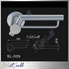 Front Door Designs Stainless Steel Solid Handle