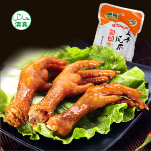 Characteristic Spicy Chicken Feet