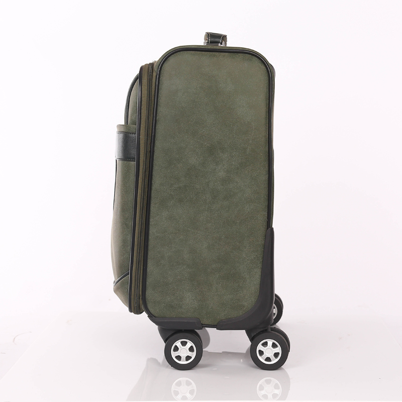 Boarding PU luggage