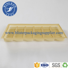 Customized Supplier for Blister Packaging Tray Jewelry Display Plastic PS Tray Packaging export to Lesotho Factory