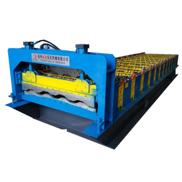 Hydraulic Pressure Container Roll Forming Machine