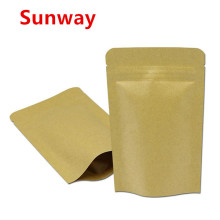 Reliable for Aluminum Foil Stand Up Pouch Kraft Paper Aluminum Foil Bag supply to France Supplier