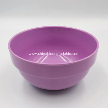 Non-toxic 100% Biodegradable Natural Colorful Safe Bowls