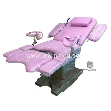 Mattress Colors Optional Electric Obstetric Examination Bed
