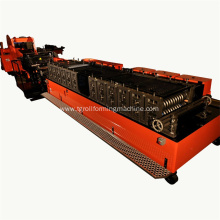 Aluminum Foil Aluminum Sleeve Core Roll Forming Machine