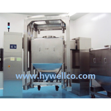 IBC Powder Mixing Machine