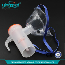 Best quality Low price for Nebulizer With Mouth Mask Nebulizer Mask Kit with medicine bottle supply to Marshall Islands Manufacturers
