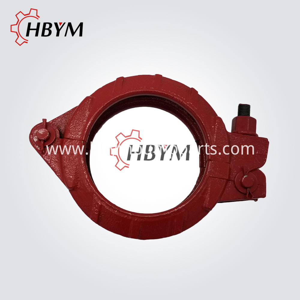 Casting Bolt Clamp 1
