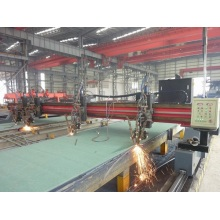 Factory making for CNC Flame Cutter High Precision Door Flame Cutting Machine supply to Portugal Manufacturer