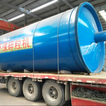 Environmentally Tyre to Energy Oil Machine