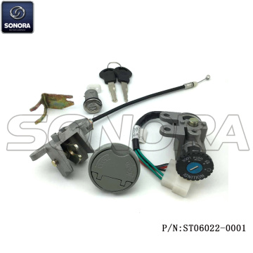 ZNEN ZN50QT-11,ZN50QT-11B,BAOTIAN BT49QT-9D LOCK SET (P/N:ST06022-0001) Top Quality