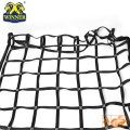 Polyester Webbing Cargo Net Holder Net For Car Truck And Trailer