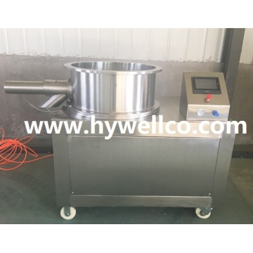 Wet Granule Round / Rounding Machinery