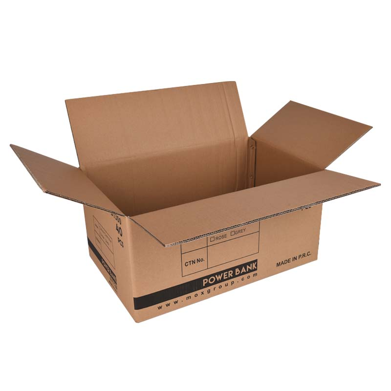Extra-hard corrugated carton