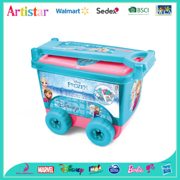 DISNEY FROZEN creative activity trolley