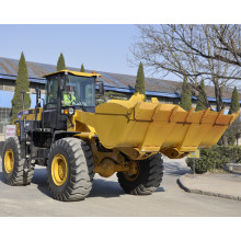 SEM656D Mining Wheel Loader With CUMMINS Engine