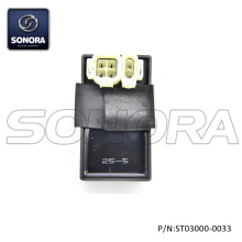 GY6-50 139QMAB 10 rim 25kmh two plug CDI (P/N:ST03000-0033) Top Quality