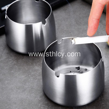 ​Stainless Steel Multi-Function Creative Home Ashtray