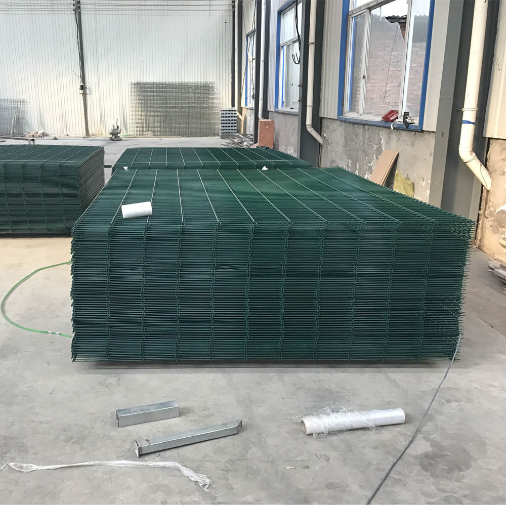 Twin Wire Panel Fence