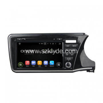 10,1 Inch Car DVD Player Per a Honda City