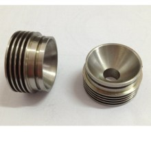 Precision CNC Mini Durable Stainless Steel Filter