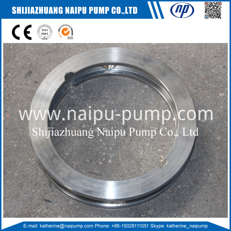 Horizontal Slurry Pump Expeller Seal Parts Lantern Ring China