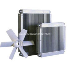 Manufacturer of for Compressor Gas Cooler and Radiator Assembly Combi Coolers for Screw Air Compressor export to Cyprus Exporter