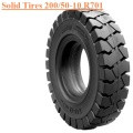Industrial Forklift Vehicles Solid Tire 200/50-10 R701