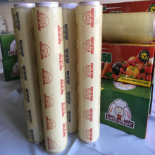 Transparent Plastic Wrap Pvc Cling Film