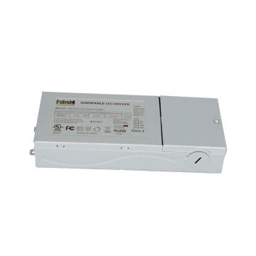 50W Troffer  0-10V Dimmable Led Driver