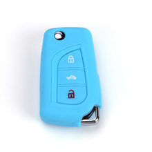 2017 toyota corolla silicone key fob cover