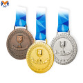 Custom medals and awards metal ranking medal
