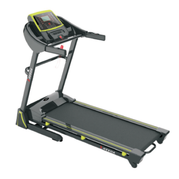 Auto Incline Motorized Treadmill w/ Speakers & USB for Running & Walking