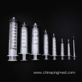 Medical disposable syringe 1cc 2cc 3cc 5cc 10cc