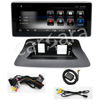 GPS stereo Automotive dash multimedia interface for Mercedes CLS