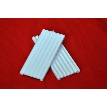 customized shaped alumina ceramic material insulator