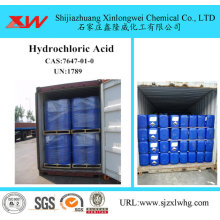 Hydrochloric Acid 32% For Mining Industry