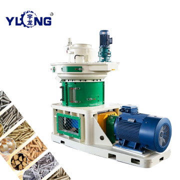 1-1.5/h Activated Carbon Pellets Making Machine