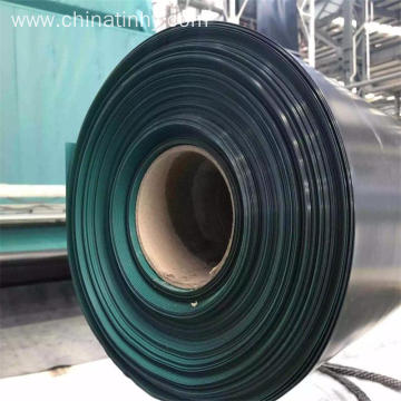 Blue Color HDPE LDPE LLDPE PVC Pond Liner