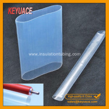 Good Quality for Fluorescent Lamps Protective Sleeves FEP Teflon Heat Shrink Tubing supply to South Korea Factory