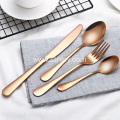 High-end na Creative Stainless Steel Flatware Set