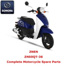 ZNEN  ZN50QT-51 HONEY Complete Scooter Spare Part