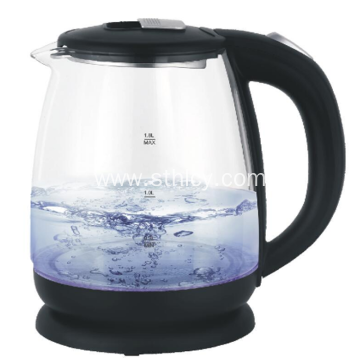 2019 New Arrival Kettle With Blue Light