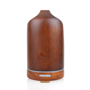 Dyfuzor Aroma Diffuser Essential Oil Natural Real Wood