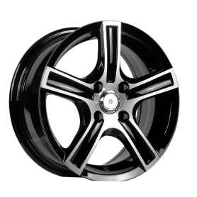 5-Spoke Turning Wheels Rims