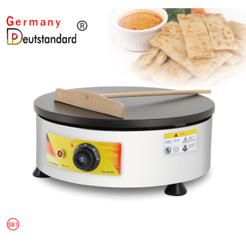 commercial non stick crepe pancake maker