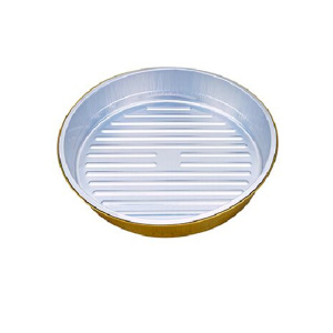 Top Quality for Aluminum Foil Airline Catering Tableware,Airline Catering Tableware,Lunch Box Manufacturers and Suppliers in China Disposable Aluminum Foil Pan with Flat Board Lids supply to India Supplier