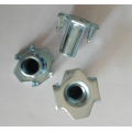 Carbon steel Zinc Plating Furniture Nuts
