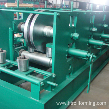 Steel profile metal c channel roll forming machine