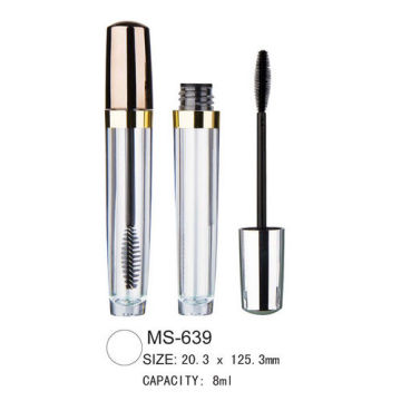 Round Empty Mascara Tube